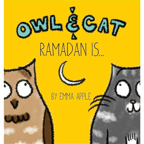 Owl and Cat: Ramadan Is.. - KitaabWorld