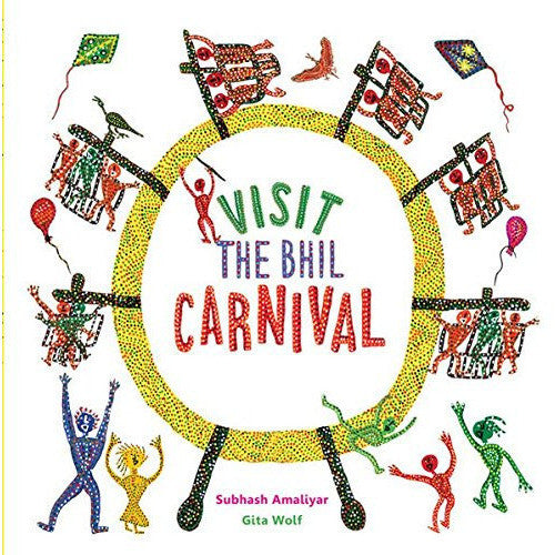 Visit the Bhil Carnival - KitaabWorld