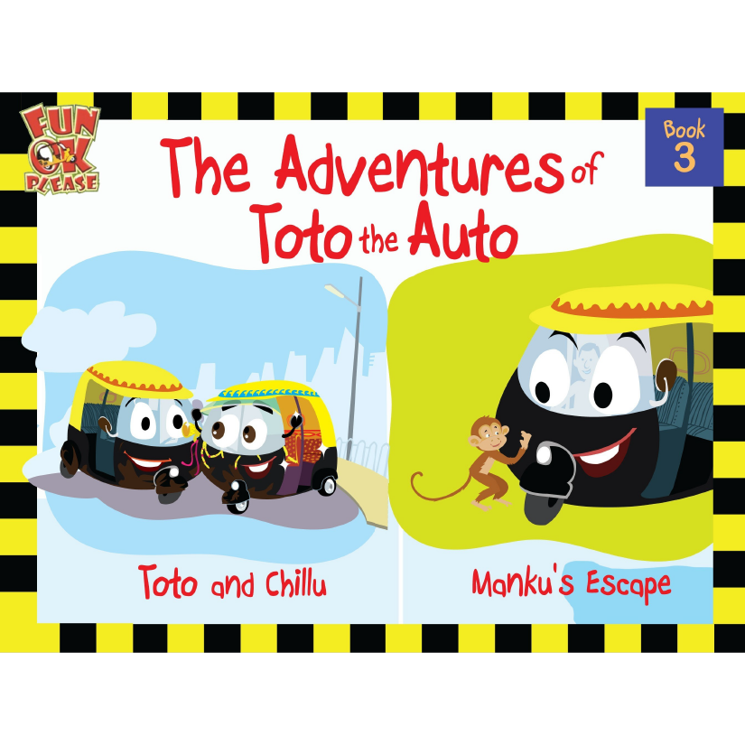 The Adventures of Toto the Auto - Part 3 - KitaabWorld