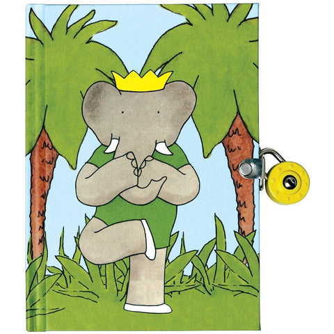 Babar's Yoga Locked Diary - KitaabWorld