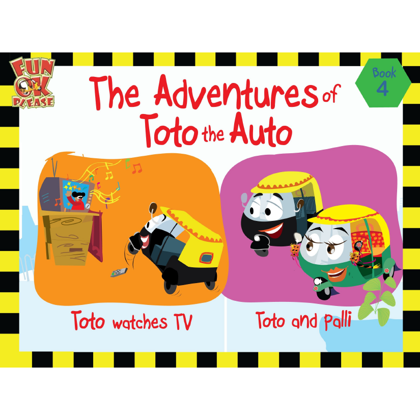 The Adventures of Toto the Auto - Part 4 - KitaabWorld