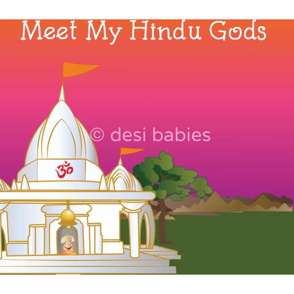 Meet My Hindu Gods - KitaabWorld