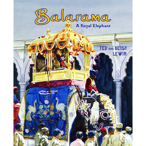 Balarama: A Royal Elephant - KitaabWorld