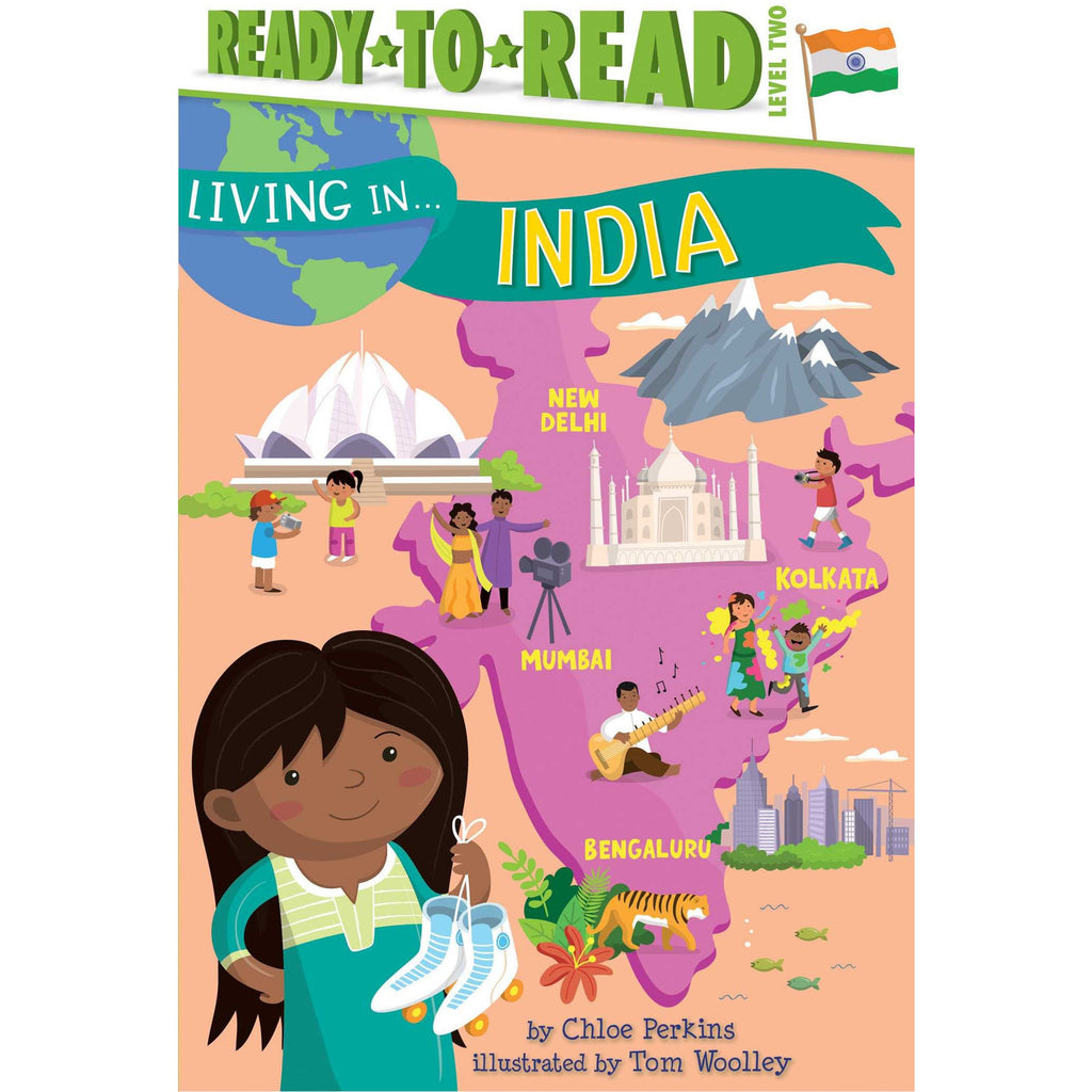 Living in . . . India - KitaabWorld