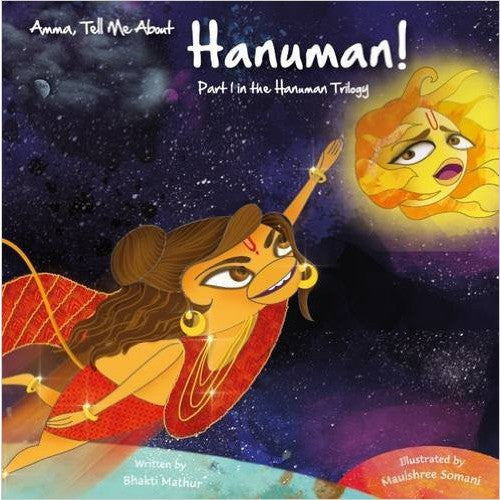 Amma Tell Me About Hanuman - Part 1 - KitaabWorld