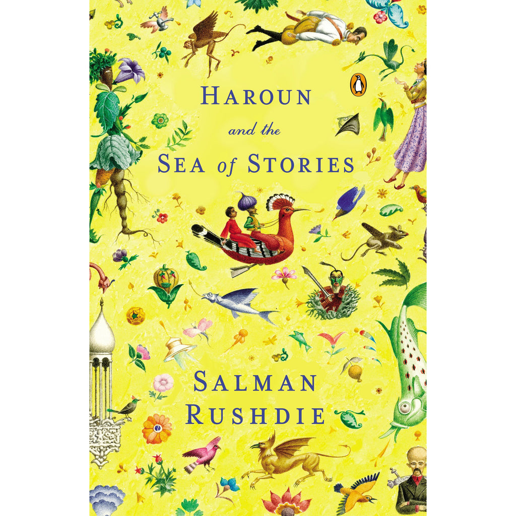 Haroun and the Sea of Stories - KitaabWorld - 1