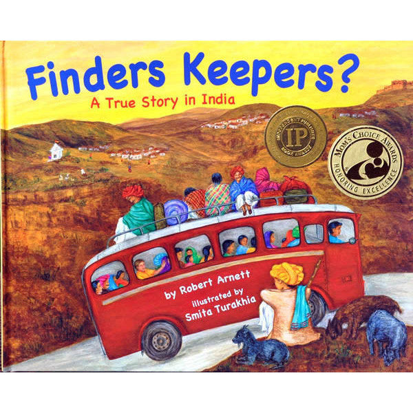 Finders Keepers - KitaabWorld