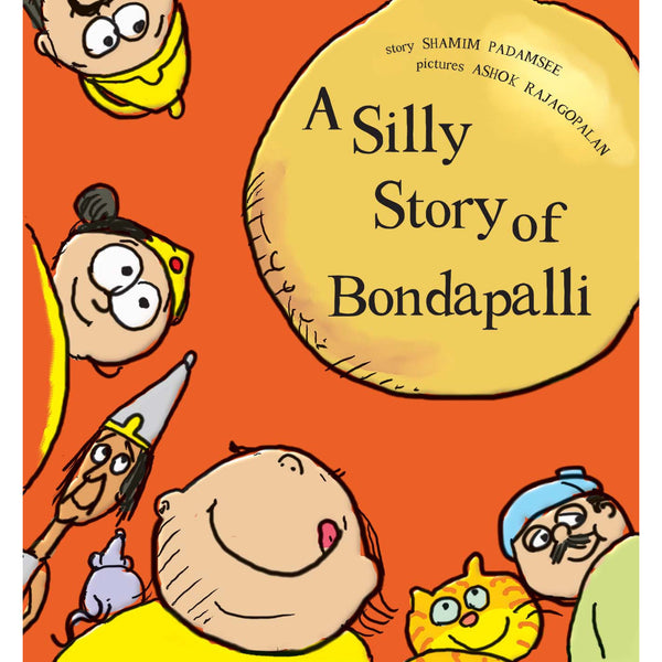 A Silly Story of Bondapalli - KitaabWorld