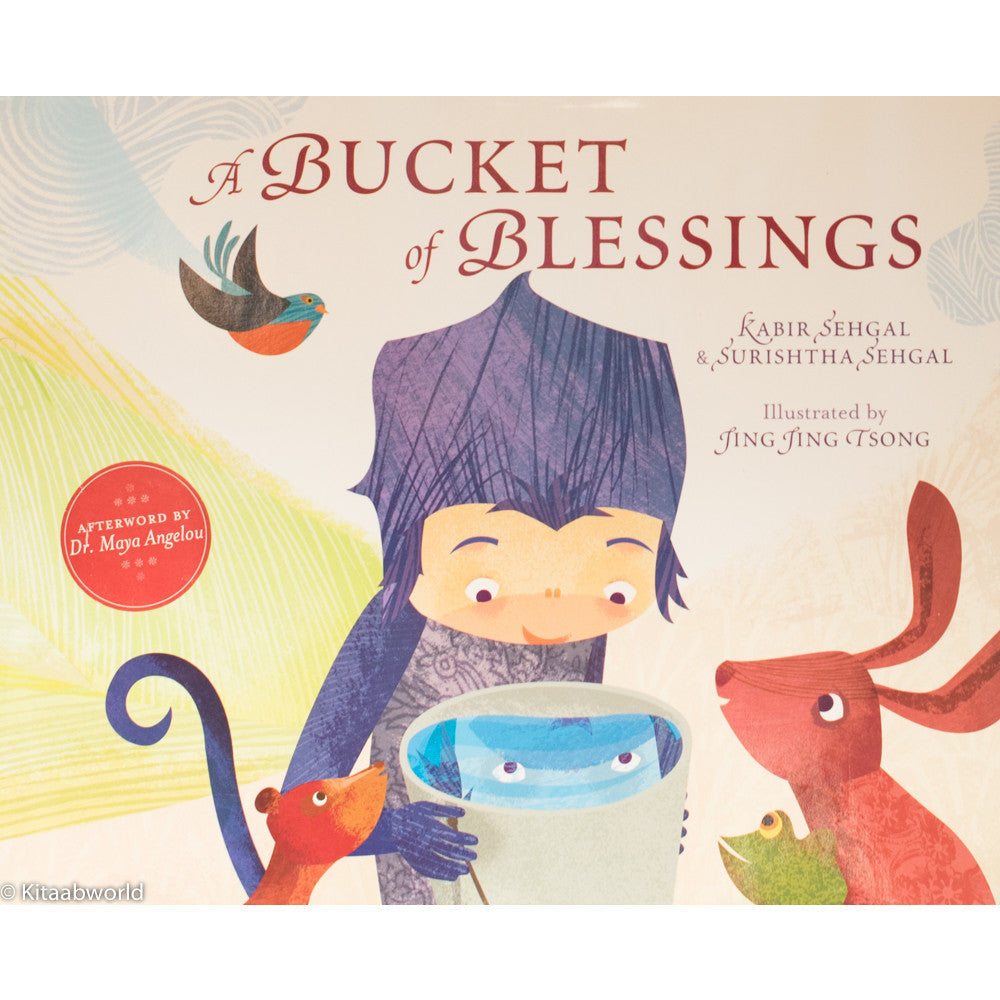 A Bucket of Blessings - KitaabWorld