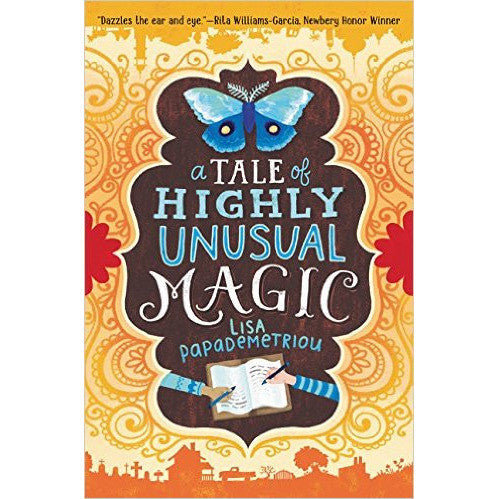 A Tale of Highly Unusual Magic - KitaabWorld