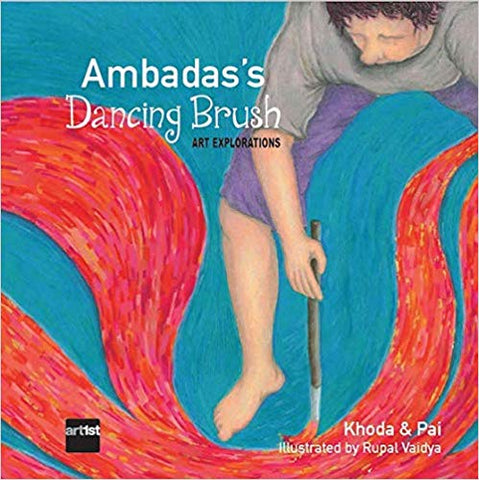Ambada's dancing brush - KitaabWorld