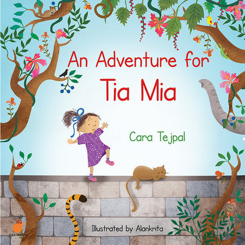 An Adventure for Tia Mia - KitaabWorld