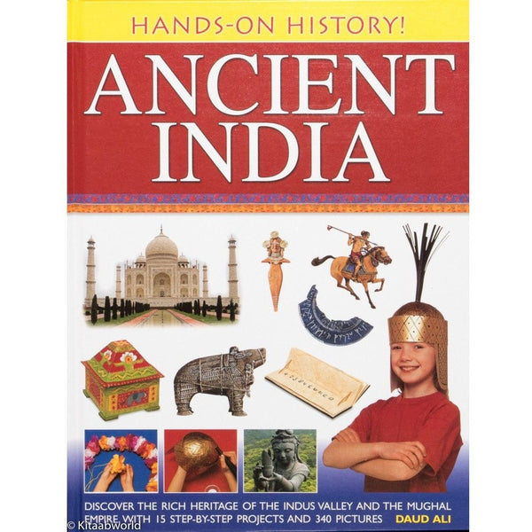 Introduction to South Asia Book Bundle (Elementary School) - KitaabWorld