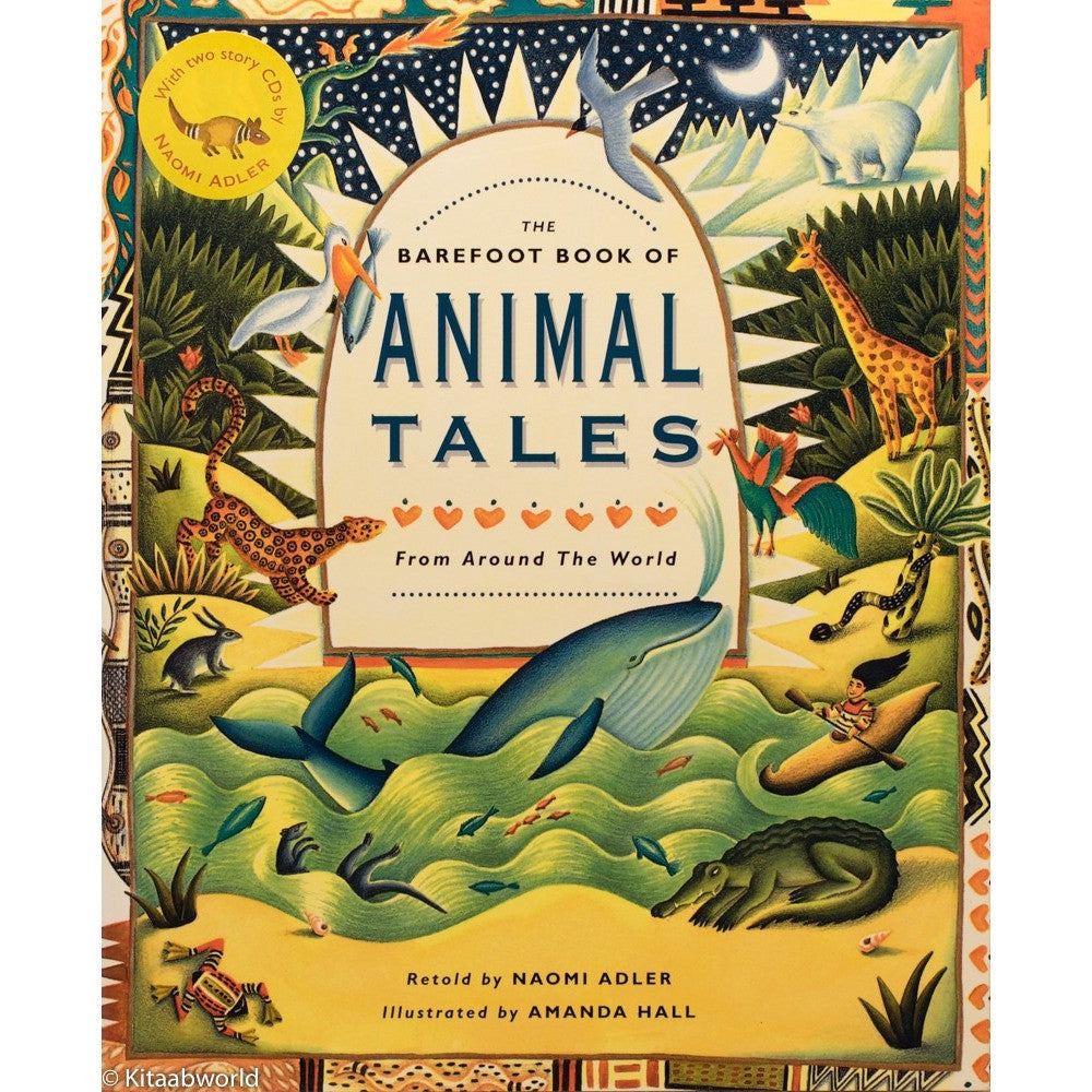 The Barefoot Book of Animal Tales - KitaabWorld