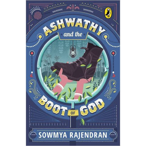 Ashwathy and the Boot of God - KitaabWorld