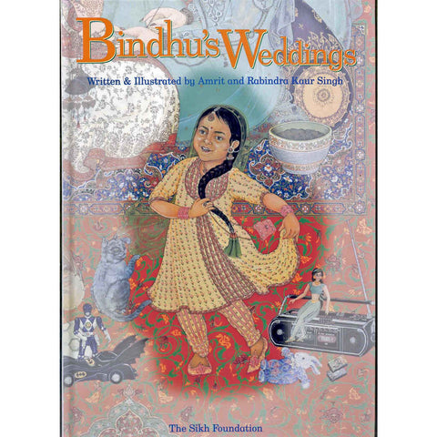 Bindhu's Wedding - KitaabWorld