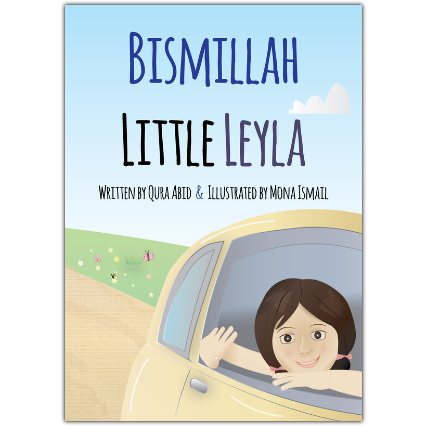 Bismillah Little Leyla - KitaabWorld