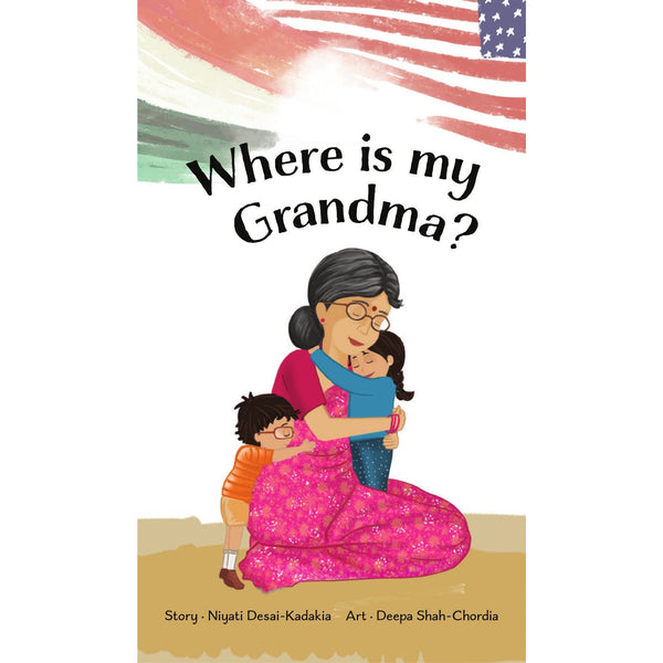 Where is my Grandma? - KitaabWorld
