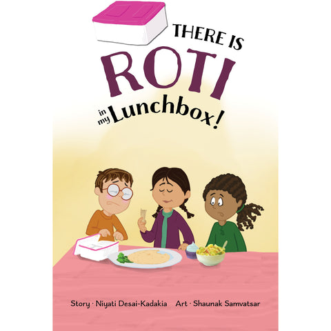 There is a Roti in my Lunchbox - KitaabWorld