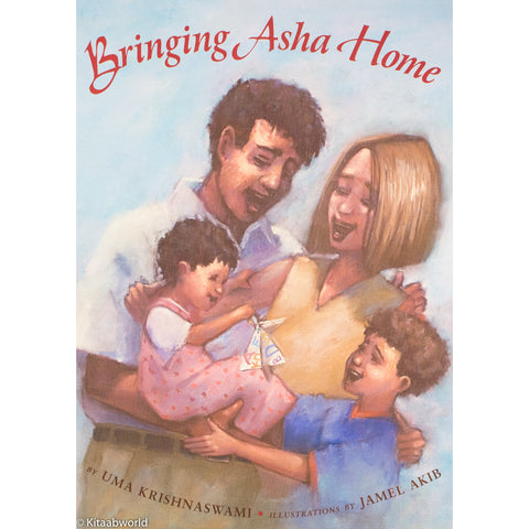 Bringing Asha Home - KitaabWorld