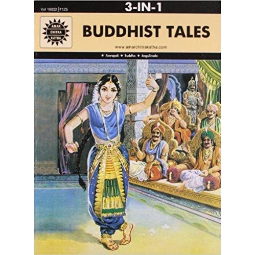 Buddhist Tales (3 in 1 series Amar Chitra Katha)