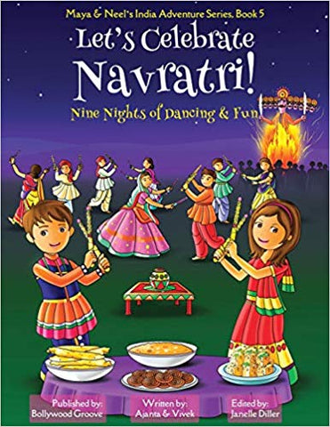 Let's Celebrate Navratri!