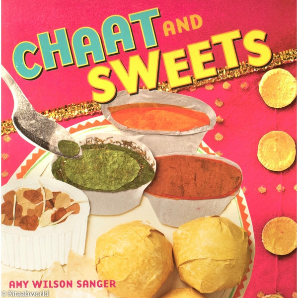 Chaat and Sweets - KitaabWorld