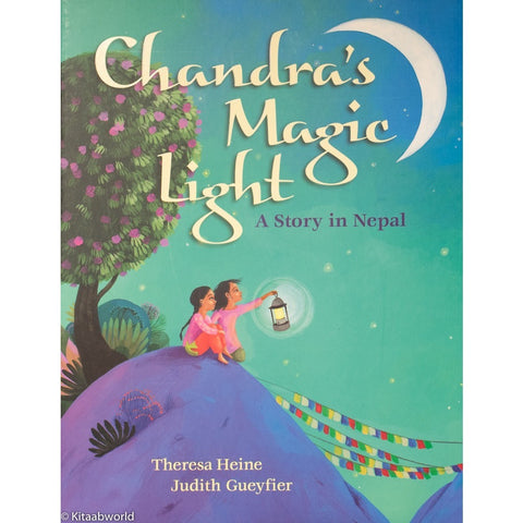 Chandra's Magic Light - KitaabWorld