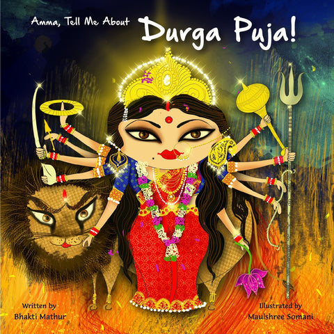 Amma Tell Me About Durga Puja - KitaabWorld