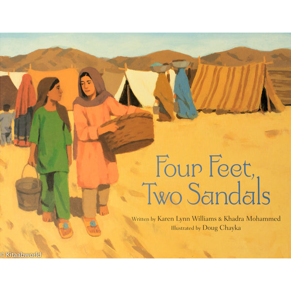 Four Feet, Two Sandals - KitaabWorld