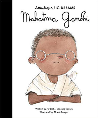 Gandhi (Little people, Big Dreams) - KitaabWorld