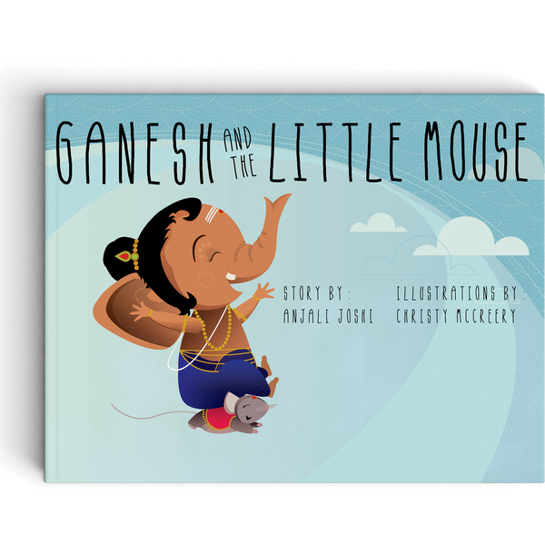 Ganesh and the Little Mouse - KitaabWorld