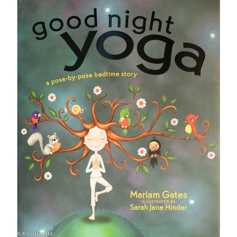 Good Night Yoga - KitaabWorld