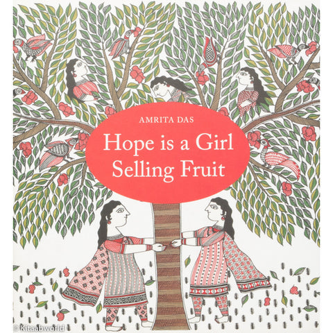 Hope is a Girl Selling Fruit - KitaabWorld