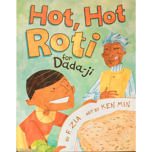 Hot Hot Roti for Dadaji - KitaabWorld
