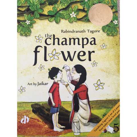 The Champa Flower - KitaabWorld