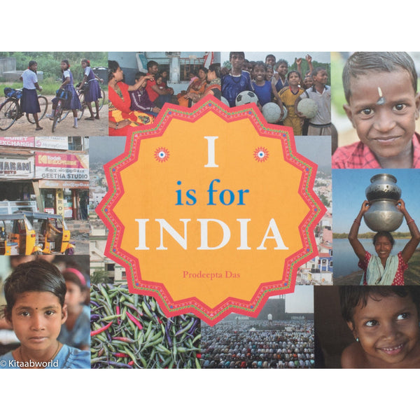 I is for India - KitaabWorld