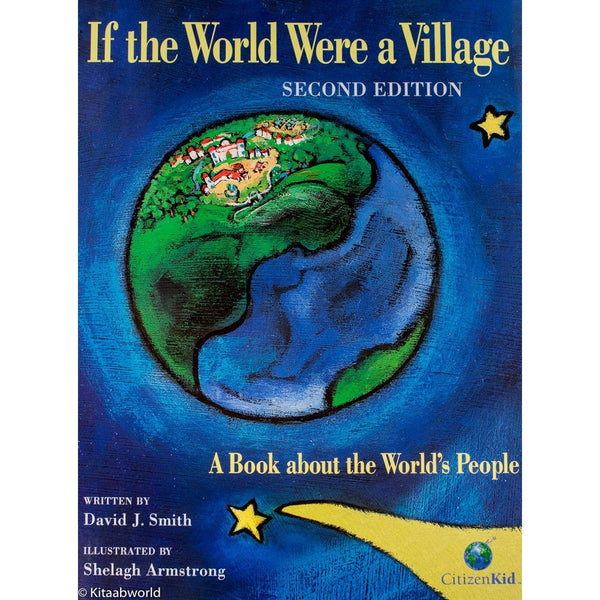 If the World Were a Village: A Book about the World's People - KitaabWorld