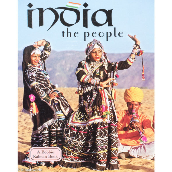 India - The People - KitaabWorld