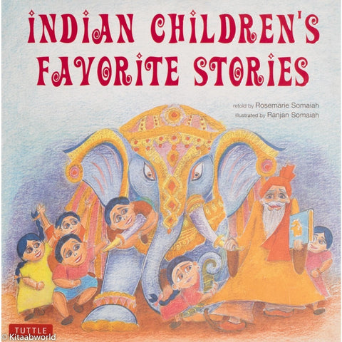 Indian Children's Favorite Stories - KitaabWorld