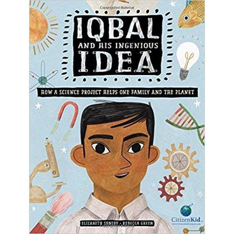 Iqbal and His Ingenious Idea - KitaabWorld
