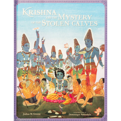 Krishna and the Mystery of the Stolen Calves - KitaabWorld