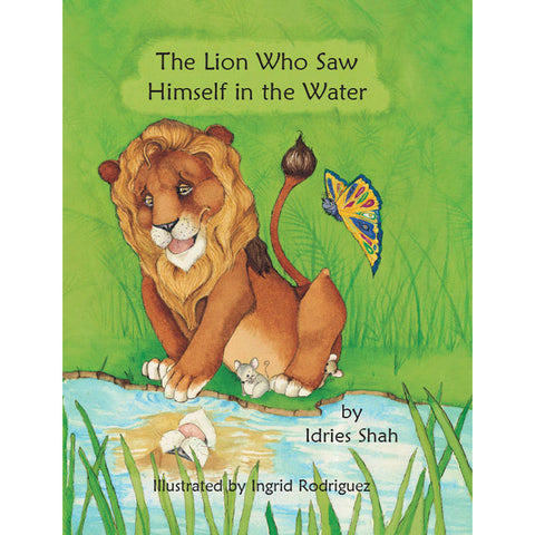 The Lion Who Saw Himself in the Water - KitaabWorld - 1