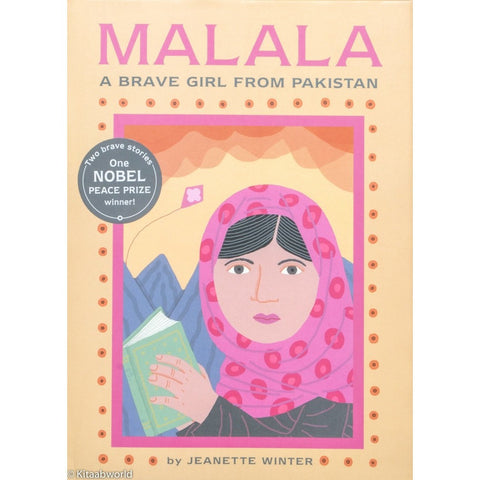 Malala, a Brave Girl from Pakistan/Iqbal, a Brave Boy from Pakistan: Two Stories of Bravery - KitaabWorld