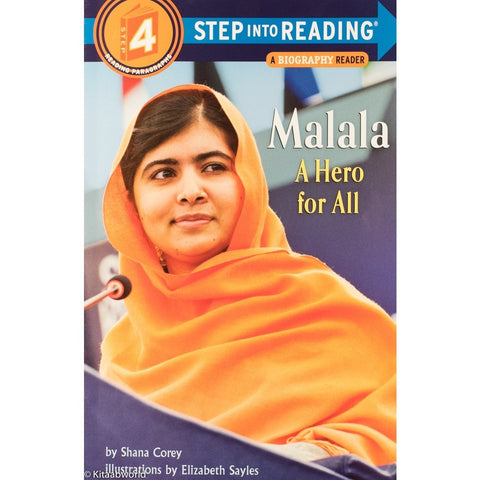 Malala: A Hero for All - KitaabWorld