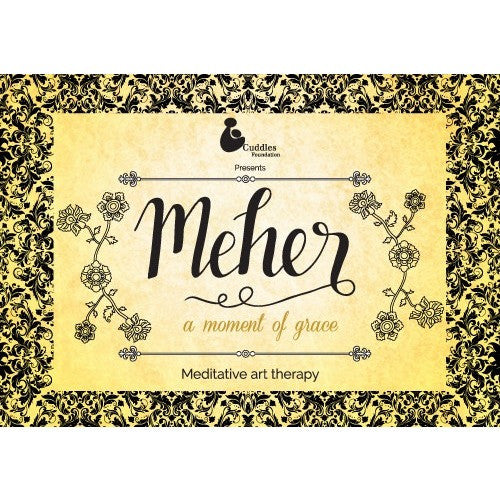 Meher: Meditative Art Therapy - KitaabWorld