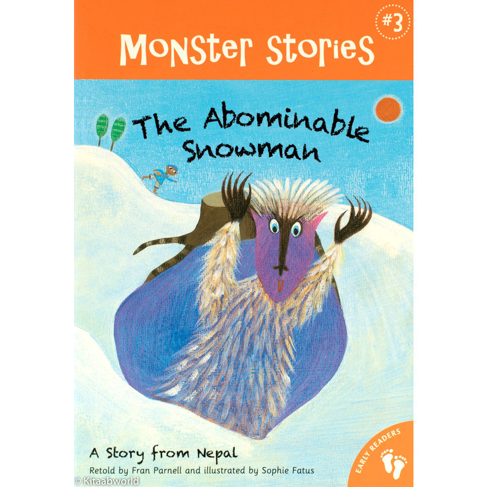 The Abominable Snowman: A Story from Nepal - KitaabWorld