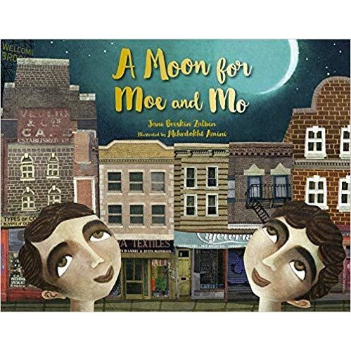 A Moon for Moe and Mo - KitaabWorld