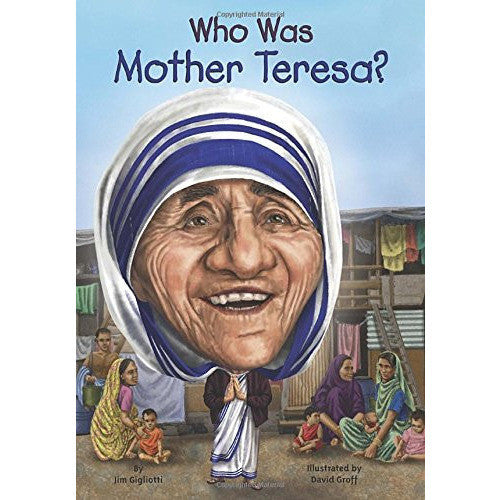 Who was Mother Teresa? - KitaabWorld