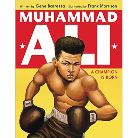 HIDDEN Muhammad Ali: A Champion Is Born - KitaabWorld